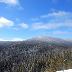 Mount Hale, Twin Range, White Mountains, NH, Mount Hale (New Hampshire)