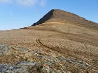 Wales mountain, Yr Elen photo