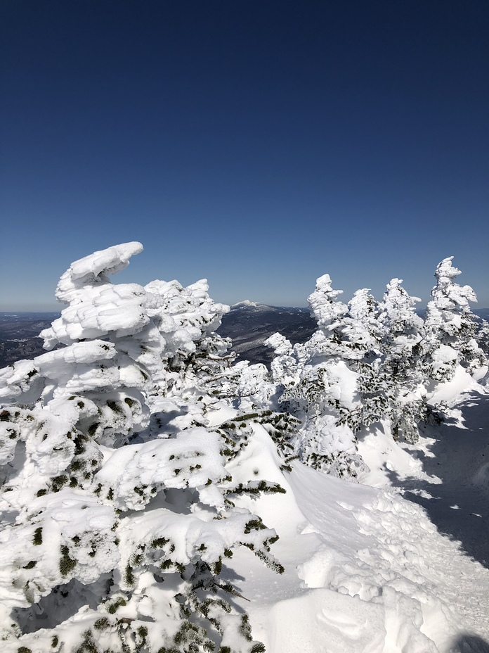 Snow cover, Camels Hump