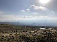 Looking towards the Eden valley., Great Dun Fell photo