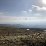 Looking towards the Eden valley., Great Dun Fell