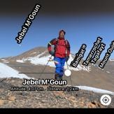 Jbel Mgoun, Ras N'Ouanoukrim