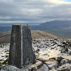 First visit to Slieve Croob