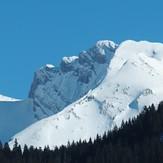 Porte des Aravis, Mont Charvin (Aravis)