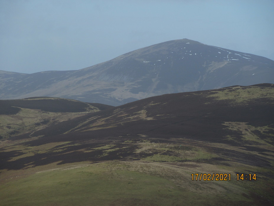 View, Culter Fell