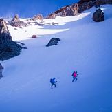 Avalanche Gulch, May 2020, Mount Shasta
