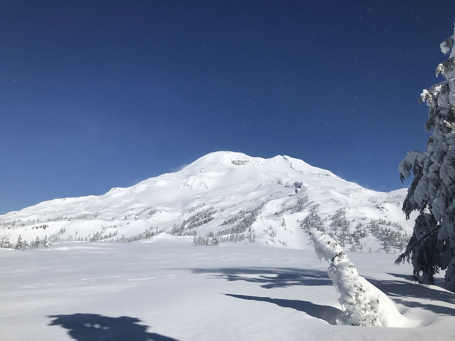 South Sister Volcano weather