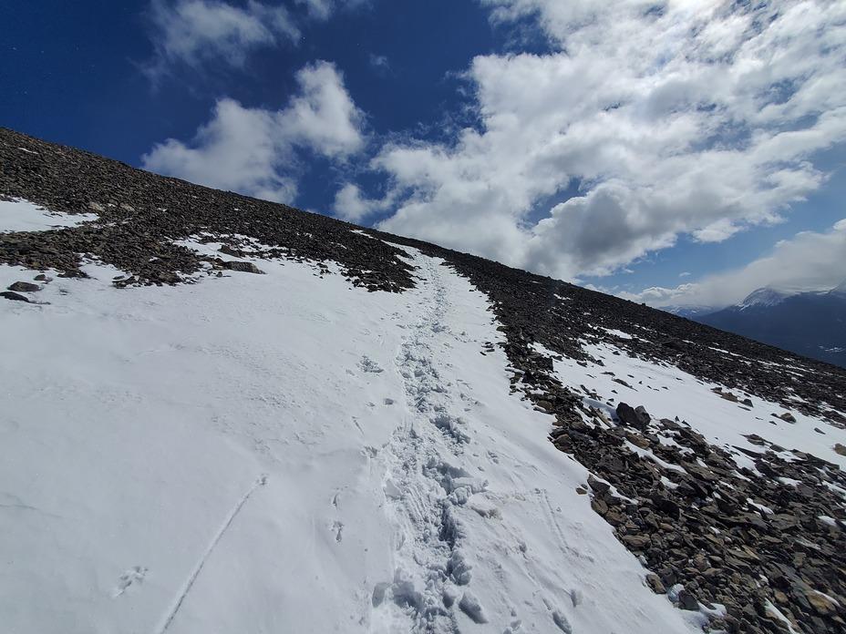 Mount Lady MacDonald weather