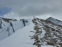 Ridge facing east, Grotto Mountain photo