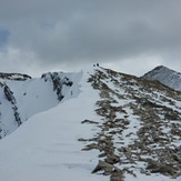 Ridge facing east, Grotto Mountain