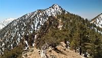 Telegraph from the NE ridge, Telegraph Peak (California) photo