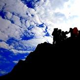 Parsoon peak, Rizan