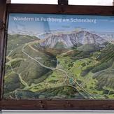 Wandern in Puchberg am Schneeberg, Schneeberg (Alps)