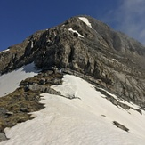 "View at ""Bad steps"" and summit!, Taygetos"