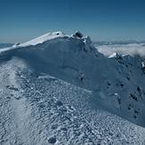 冬期限定 焼岳(南峰), Yarigadake