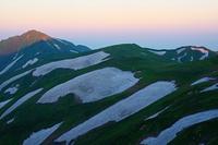 飯豊本山からの大日岳, Azuma photo