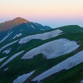 飯豊本山からの大日岳, Azuma