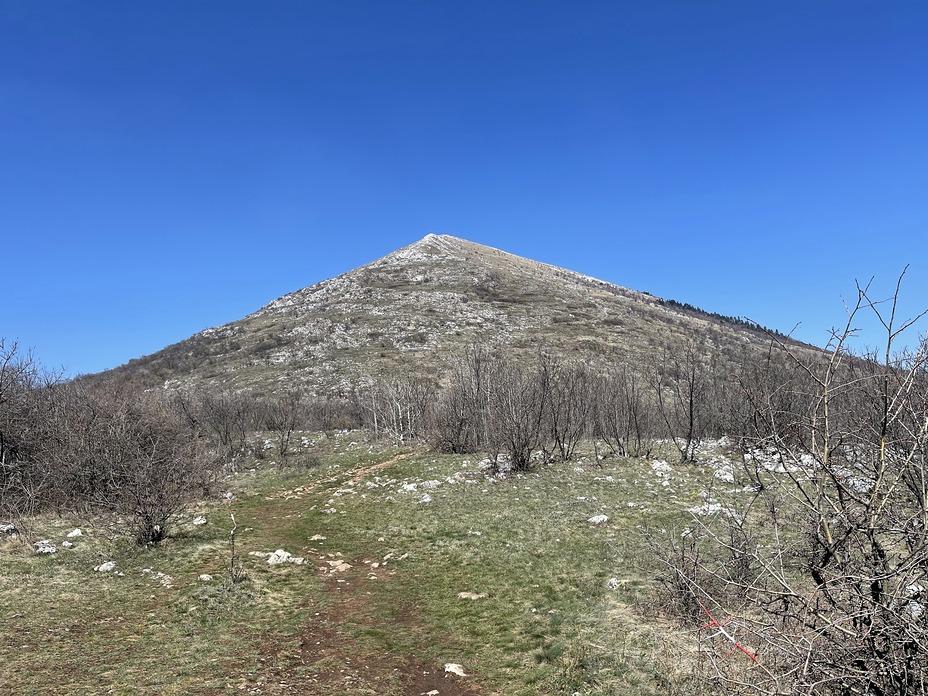 Serbian pyramide, Šiljak Rtanj