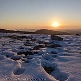 Snow on the top, Cadair Idris