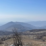 At the top, Svrljig Mountains