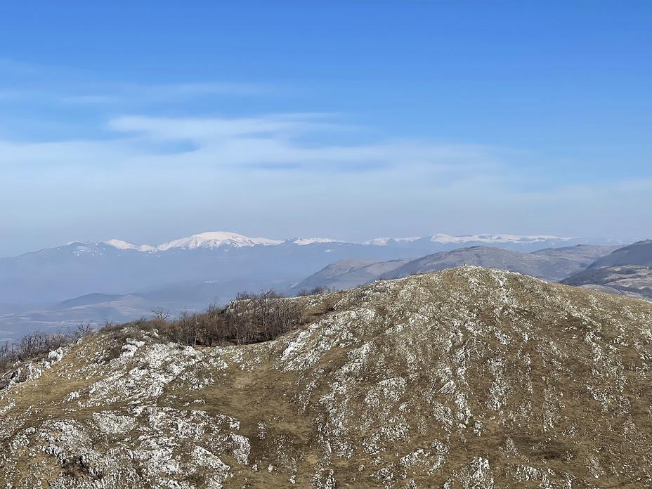 Svrljig Mountains weather