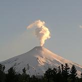 Desde mi ventana, Volcan Villarrica