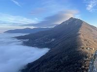 Above the clouds, Sokolov Kamen photo