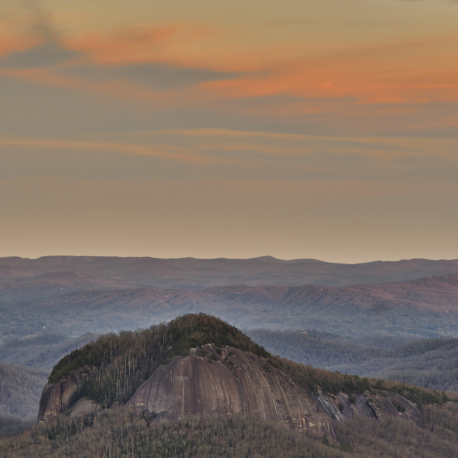As The Light Fades, Looking Glass Rock