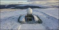 Radar Station, Campsie Fell photo