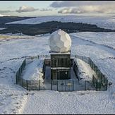 Radar Station, Campsie Fell