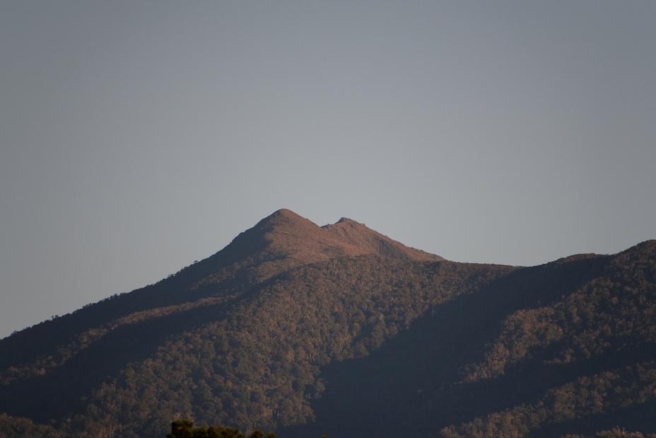 Parapara Peak from Milnthorpe Inlet
