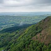 Garth Mountain from the North, Garth Mountain, Mynydd y Garth