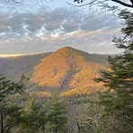 Hawksbill, Hawksbill Mountain