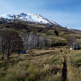 Volcan Puyehue Sendero