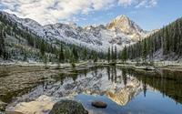 Dunn Peak, Dunn Peak massif photo