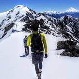 قله جانستون, خلنو