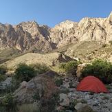 کمپ در کنار رودخانه فصلی .....خرداد ۱۴۰۰, جوپار