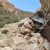 جانپناه دوم در ارتفاع ۳۸۰۰, جوپار