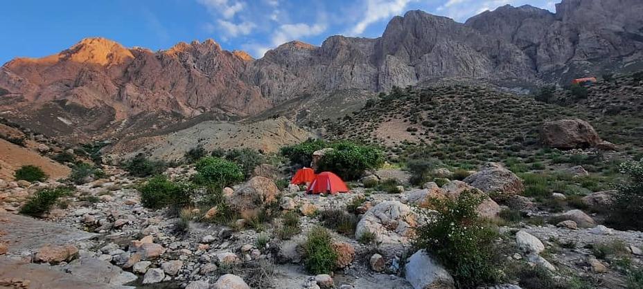 کمپ شبمانی, جوپار