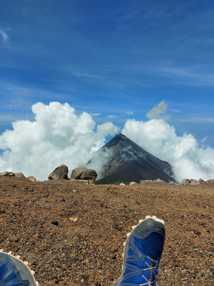 Fuego Volcano View, Acatenango or Fuego