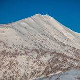 Mt. Okutoppu, Mount Shokanbetsu