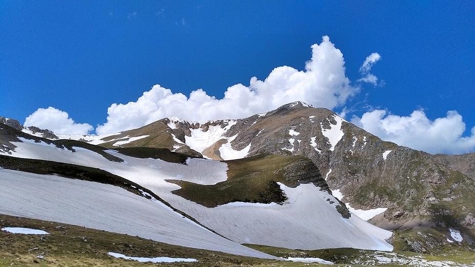 Mount Oshten, Mount Fisht