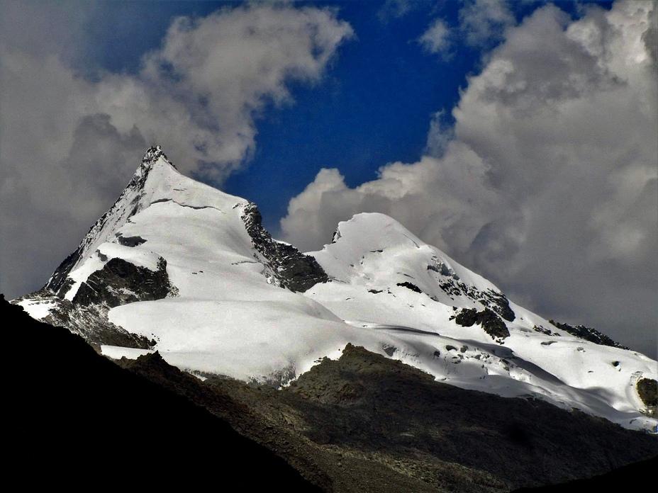 Nevado de Huaytapallana weather