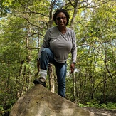 She's the highest in Pa, Negro Mountain