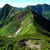Mountt Poroshiri, Mount Poroshiri