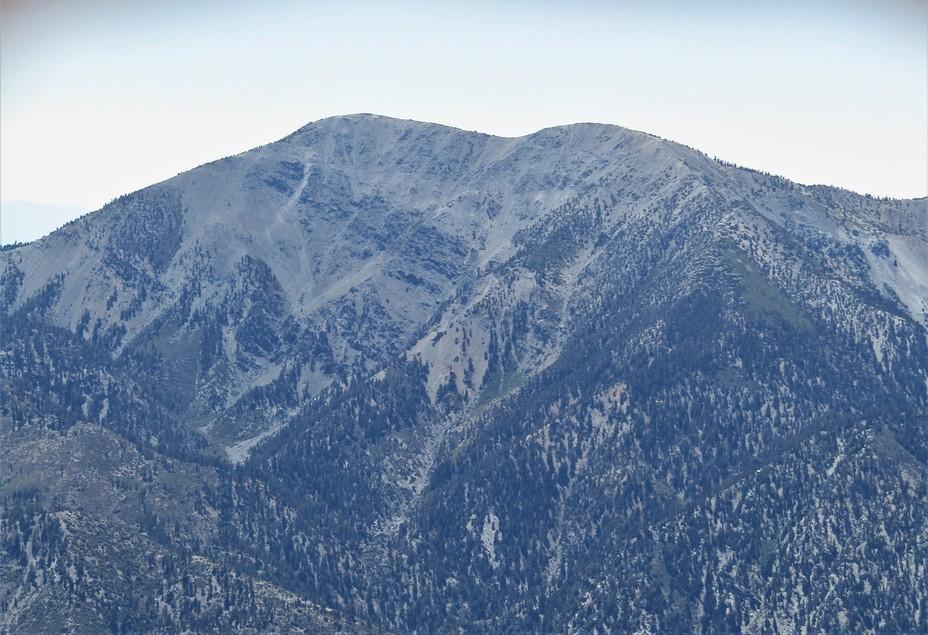 Mt. San Antonio, Mount San Antonio