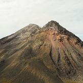 North west face, Iztaccihuatl