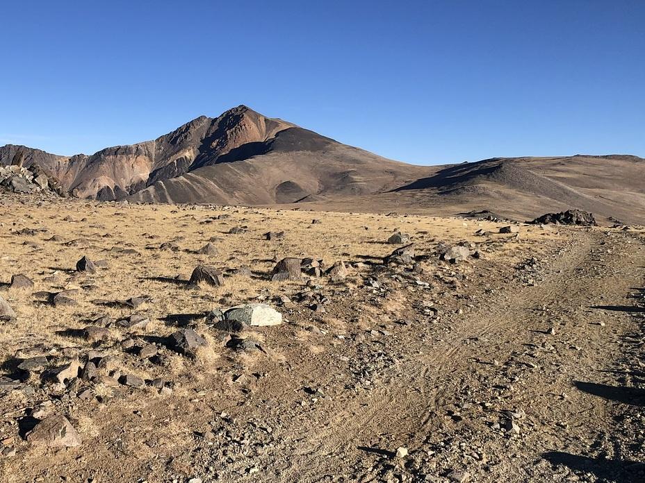 Trekking, White Mountain Peak