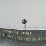 June 11 2021, Mount Canobolas