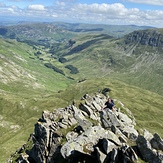 Nethermost pike ridge